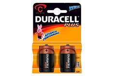 DURACELL BATTERY MN1400 HP11 C (X2) JX017