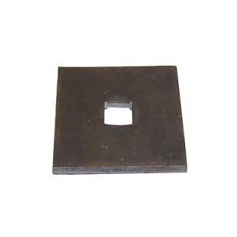 SQUARE PLATE WASHER SQUARE HOLE 100X100X10MM  sc 1 st  FR Scott & SQ PLATE WASHER 100X10MM M16 SQ HOLE - F R Scott