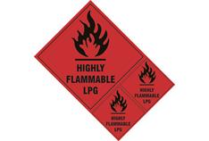 Hazardous Substances Labels