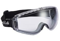 BOLLE SAFETY GOGGLE PILOT CLEAR BOLPILOPSI