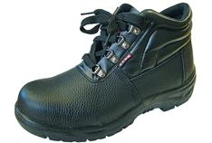 BLACK SAFETY CHUKKA BOOT 7