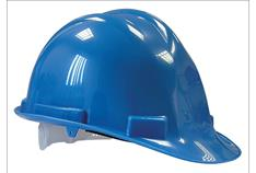 SCAN SAFETY HELMET BLUE EN397